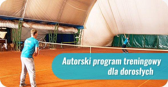 Autorski program treningowy dla dorosłych